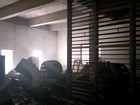 Obra causa incêndio no subsolo de anexo do TCU, em Brasília