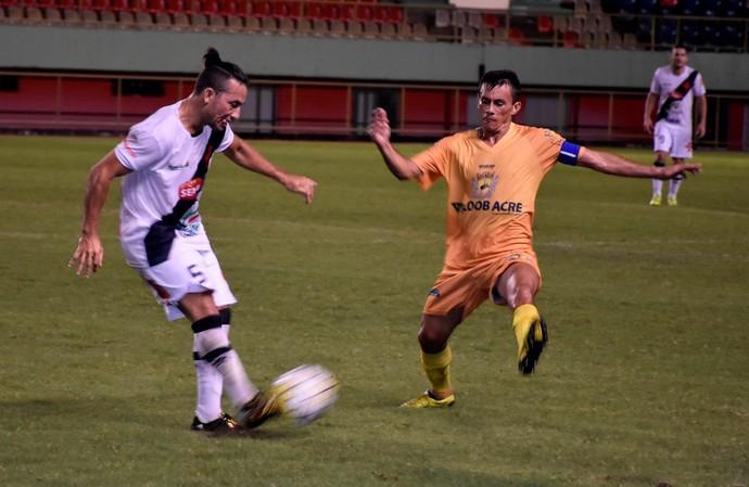 Galvez x Vasco-AC, 2º Campeonato Acreano 2017 (Foto: Manoel Façanha/Arquivo Pessoal)