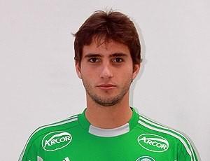 Guilherme Pegorari (Foto: Divulgação/Palmeiras)
