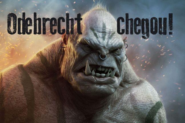 Charge (Foto: Antonio Lucena)