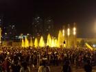 Grupos fazem protesto contra governo Temer em Belo Horizonte