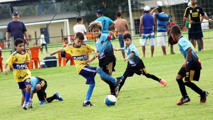 7d2f4580a8 Futebol infantil  Go Cup começa neste fim de semana com recorde de times