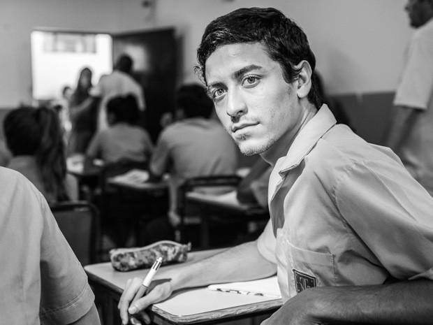 Jesuíta Barbosa (Foto: Fábio Rocha / Gshow)