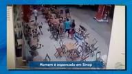 Homem é covardemente espancado em Sinop