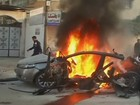 Foguete lançado de Gaza em direção a Tel Aviv caiu no mar, diz Israel