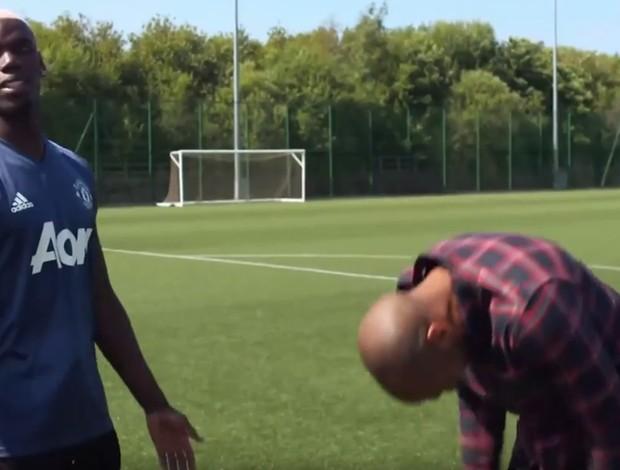 BLOG: Pogba imita Ibrahimovic e leva Henry a gargalhadas; assista ao vídeo