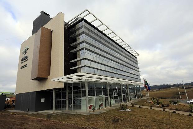 Centro de Inovação de Lages foi inaugurado em junho. Outros 12 serão construídos no Estado (Foto: Julio Cavalheiro / Secom)