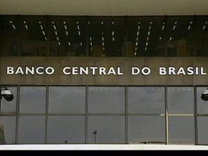 Banco Central do Brasil (Foto: Reprodução Globo News)