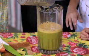 Suco verde detox: receita da Kapim