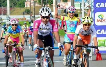 Equipe santista conquista cinco medalhas no Brasileiro de Ciclismo