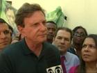 Crivella promete revitalizar bairros  com desemprego mais alto no Rio