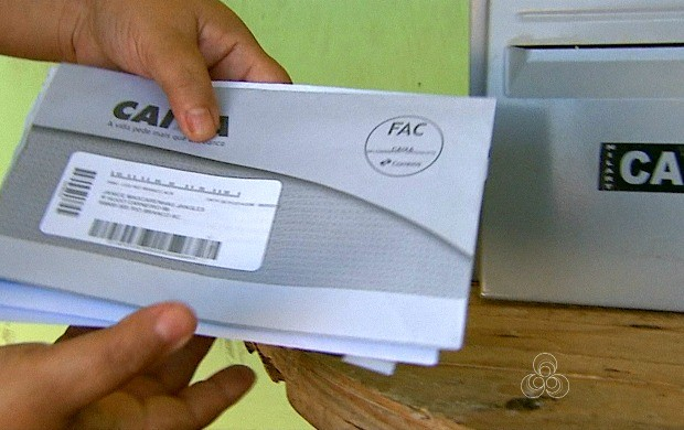 Moradores dizem que cartas sempre chegam atrasadas ou até mesmo não chegam (Foto: Bom Dia Amazônia)