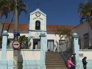 Santa Casa Jacareí (Foto: Reprodução/ TV Vanguarda)