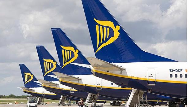 Voo da Ryanair (Foto: Getty Images)