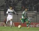 """Com vaga em jogo, Coritiba prega paciência contra """"bloqueio"""" do Juve"""