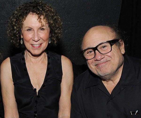 Danny De Vito e Rhea Perlman (Foto: Getty Images)