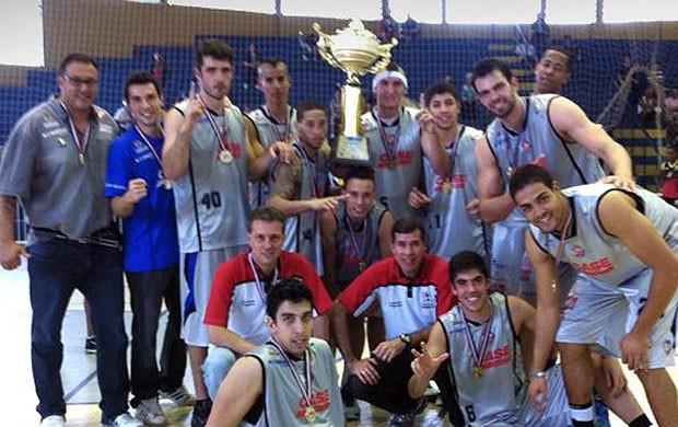 Liga Sorocabana de Basquete título Jogos Regionais (Foto: Divulgação/LSB)