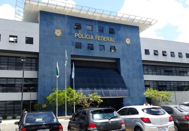 Superintendência da Polícia Federal em Curitiba: sede da Lava Jato (Foto: André Richter/Agência Brasil)