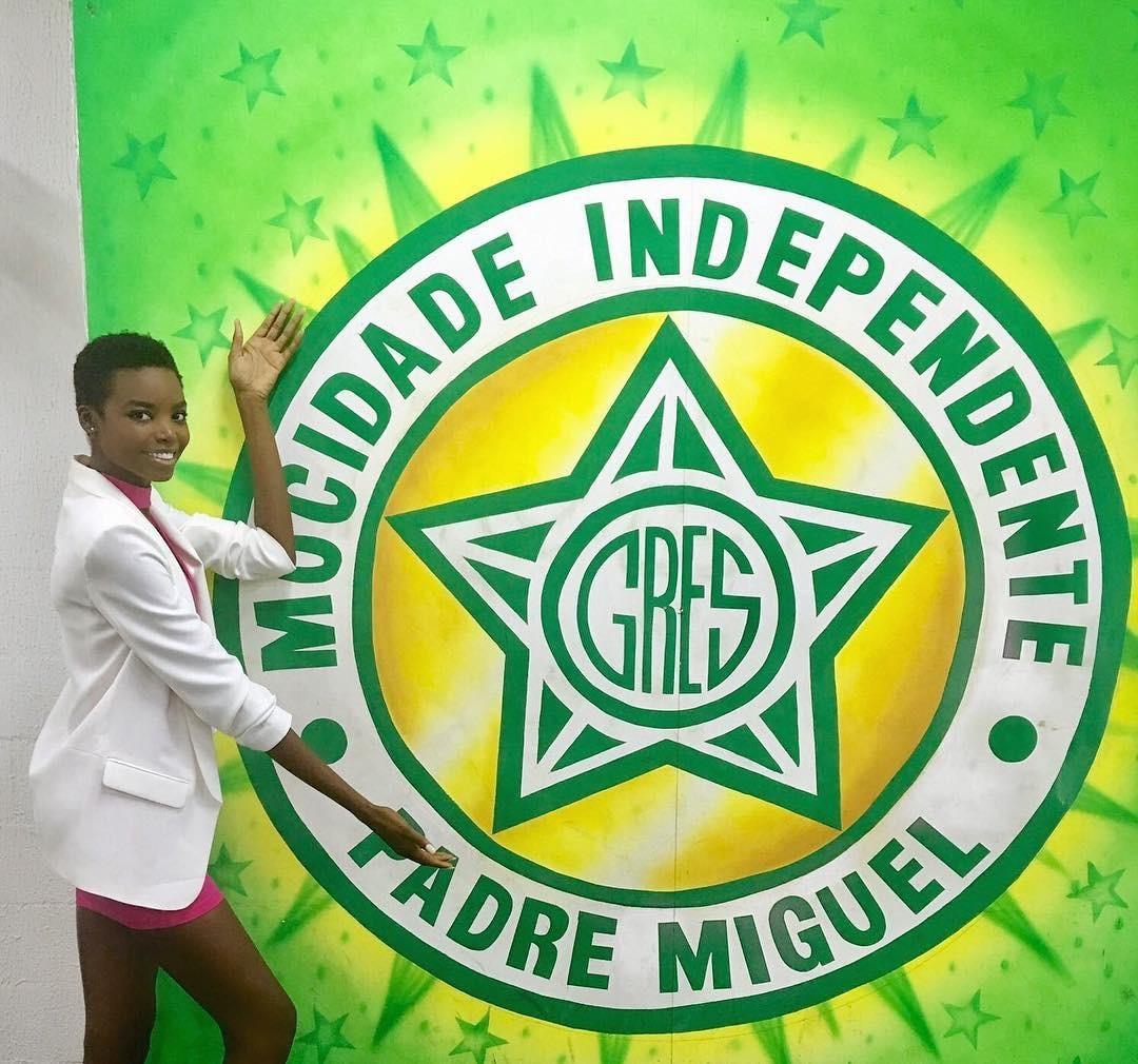 Maria Borges (Foto: Divulgação)