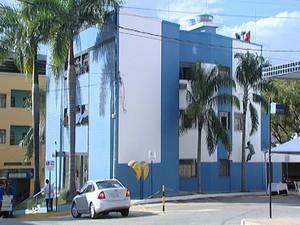 Nova sede regional da Policia Civil é inaugurada em Nova Serrana (Foto: Reprodução / TV Integração)