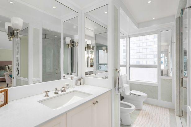 O banheiro  (Foto: Reprodução)