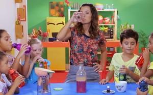 Socorro, meu filho come mal, episódio 8, água