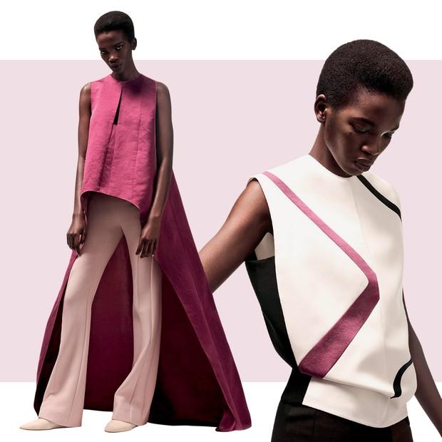 Narciso Rodriguez: O minimalismo de Narciso Rodriguez é um mix de active com alfaiataria sofisticada (Foto: Divulgação)