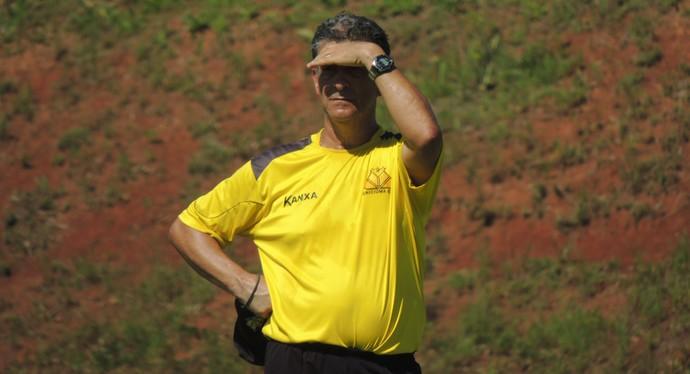 Ricardo Drubscky técnico Criciúma (Foto: João Lucas Cardoso)
