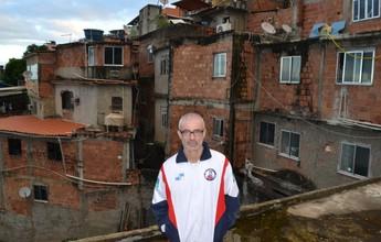 Resgate de Esquiva e pupilos na Rio 2016: Raff, o caça-talentos do Vidigal