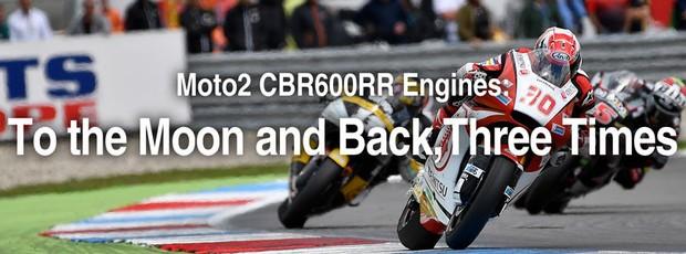 BLOG: Mundial de Moto2 - Motores da classe intermediária:  Até a Lua e de volta, três vezes...