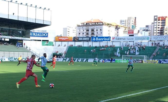 Juventude e Passo Fundo jogam no Alfredo Jaconi pela quinta rodada do Gauchão (Foto: Divulgação / EC Passo Fundo)