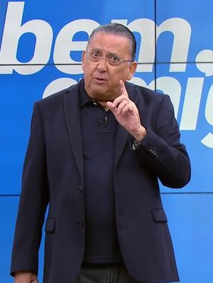 Galvão Bueno, Bem, Amigos! (Foto: Reprodução SporTV)