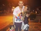 Adriana se declara para Rodrigão: 'Sempre soube que seria bom pai'