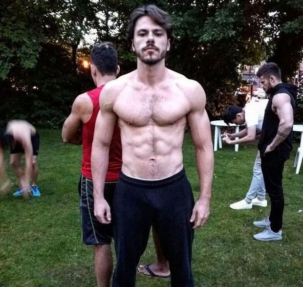 Lucas Montandon tem 26 anos (Foto: Reprodução/Instagram)