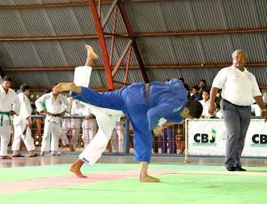 Judô amazonas (Foto: Frank Cunha /GLOBOESPORTE.COM)