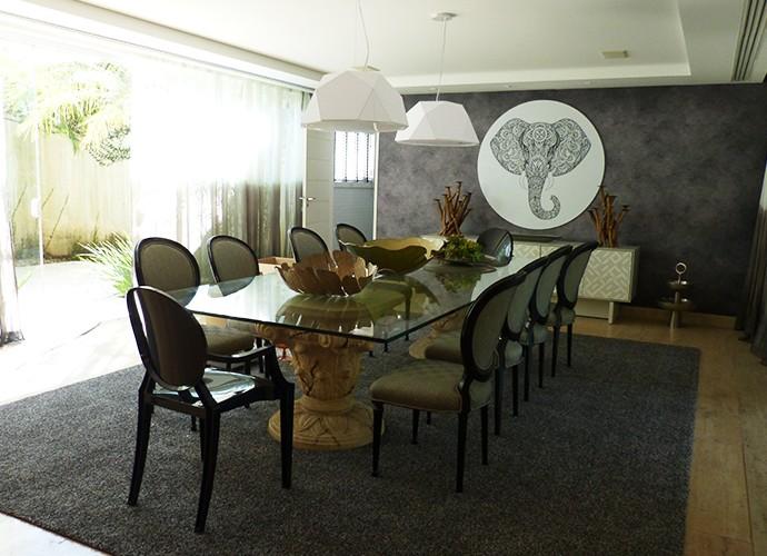 Sala de jantar (Foto: Guilherme Sousa)