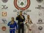 Diogo Nogueira é vice-campeão de jiu-jitsu em evento no Rio de Janeiro