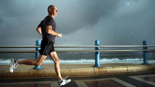 corredor e ciclovia eu atleta (Foto: Getty Images)