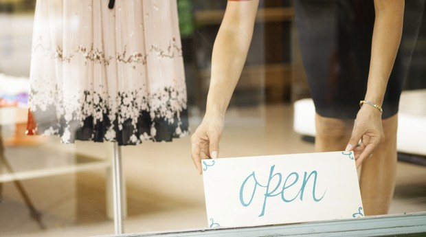 Mulher, empreendedora, negócio (Foto: Think Stock)