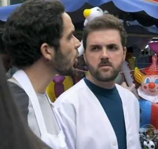 Danilo Calegari foi concorrente de Félix e Márcia em Amor à Vida (Foto: Reprodução Rio Sul Revista)