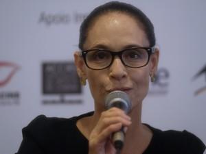 Sônia Braga é a protagonista de Aquarius (Foto: Edison Vara/Pressphoto)