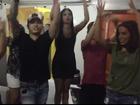 Simone e Simaria ensinam novo hit do carnaval de Salvador para Anitta