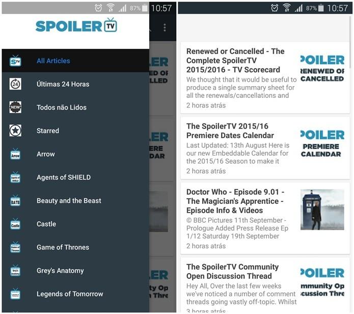 Spoiler TV conta todas os spoilers da sua série favorita (Foto: Reprodução/Lívia Dâmaso)