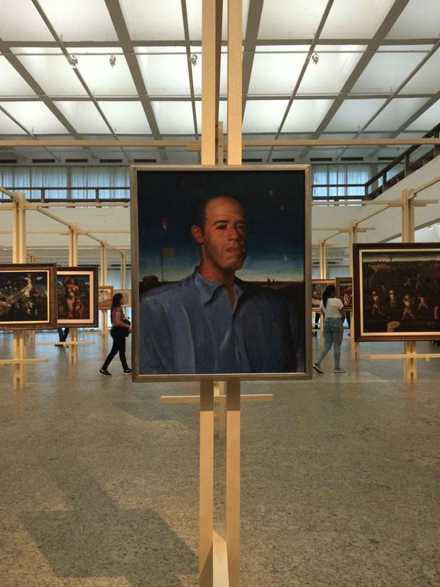 No MASP, exposição ressalta o lado popular de Portinari (Foto: Divulgação)