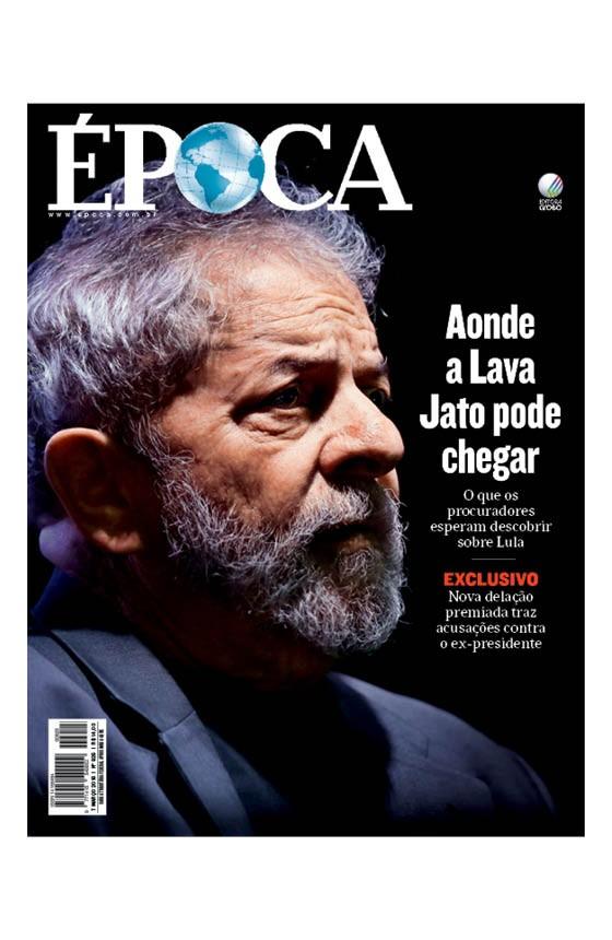 Capa home edição 925 (Foto: Época )