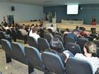 Conselheiros municipais recebem capacitação em Cacoal, RO