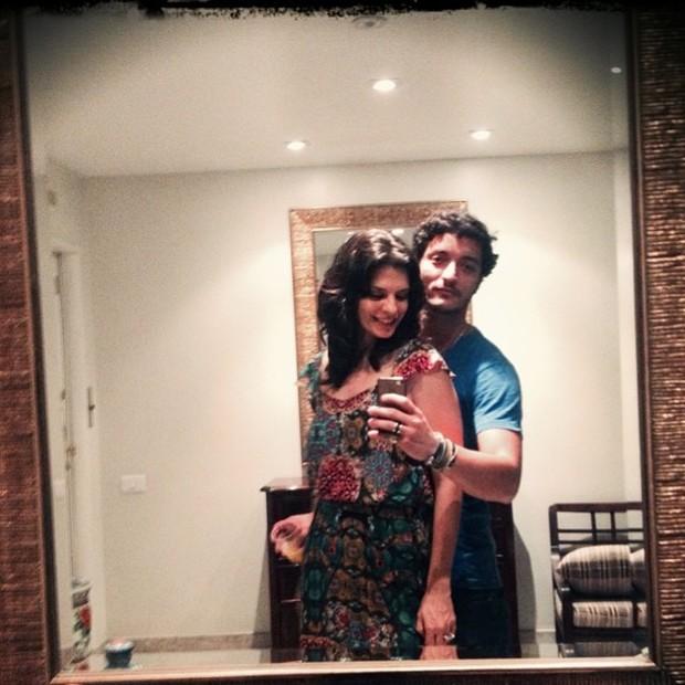 Helena Ranaldi e o namorado, Allan Souza Lima  (Foto: Instagram / Reprodução)