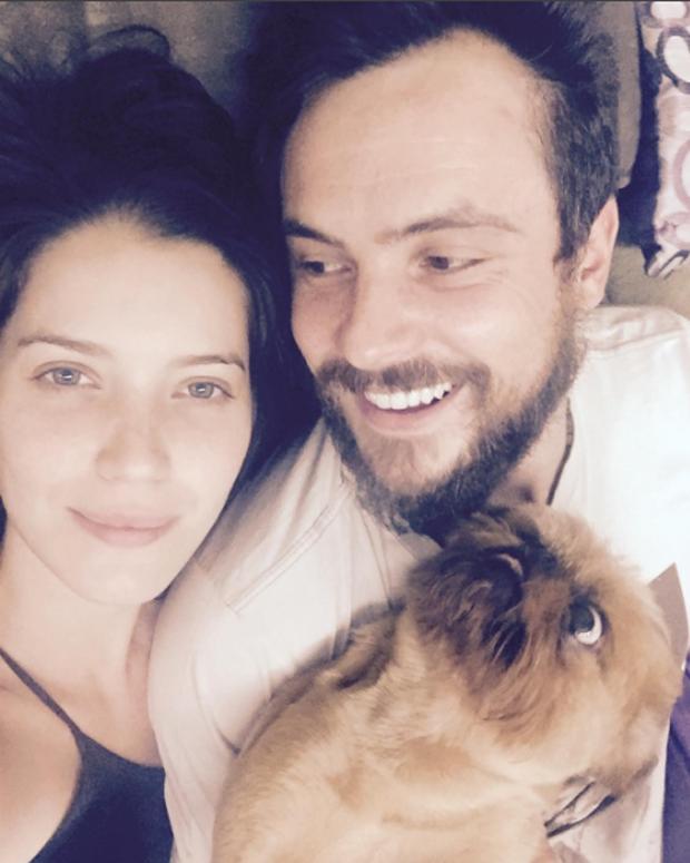 Nathalia Dill e Sérgio Guizé (Foto: reprodução/instagram)