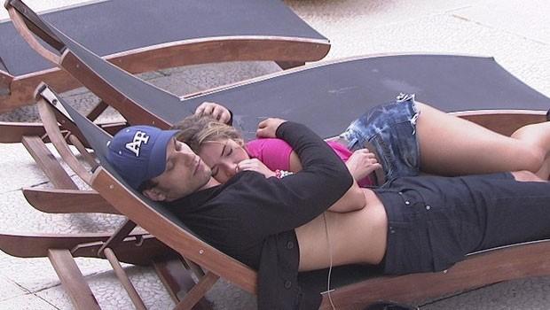 Elieser BBB 13 (Foto: TV Globo/ Big Brother Brasil)