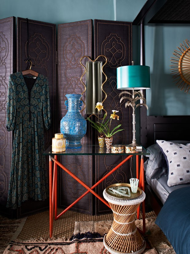 Uma casa em Londres que une moda e decoração (Foto: Zoe Communications/Divulgação)